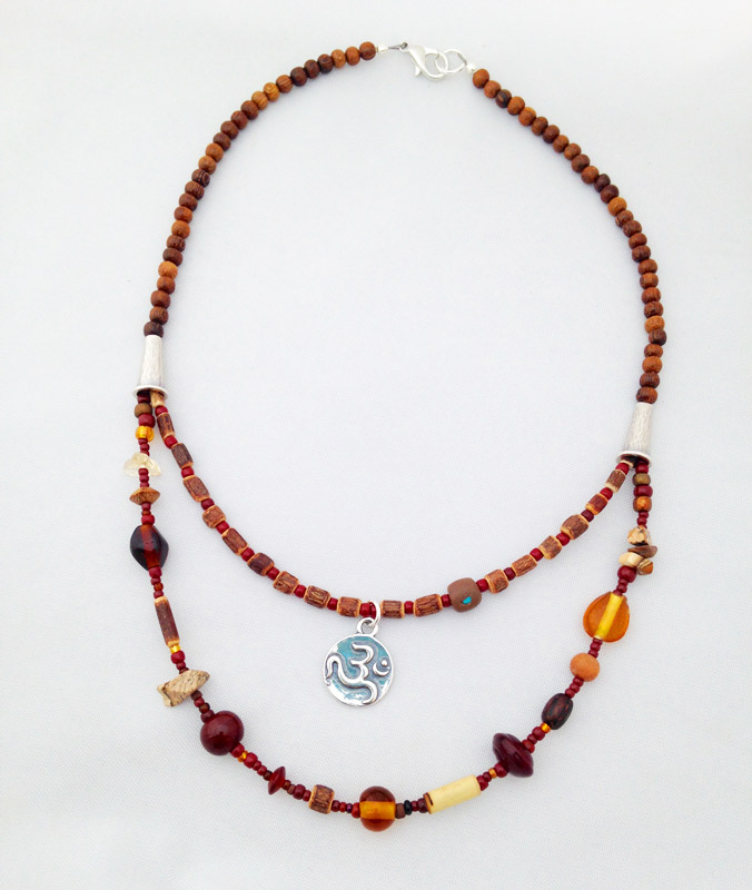 Mantra Yoga Necklace